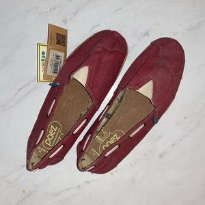 Men's knock - off Tom's shoes